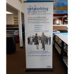 San Diego Trade Show Displays banner vinyl tradeshow retractable indoor 150x150